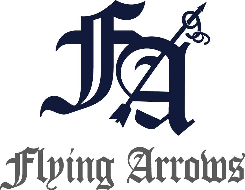 フライングアロウズのロゴマーク
